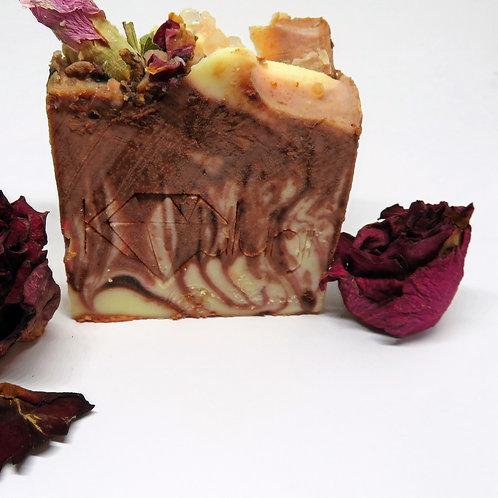 Cedarwood & Patchouli organic soap