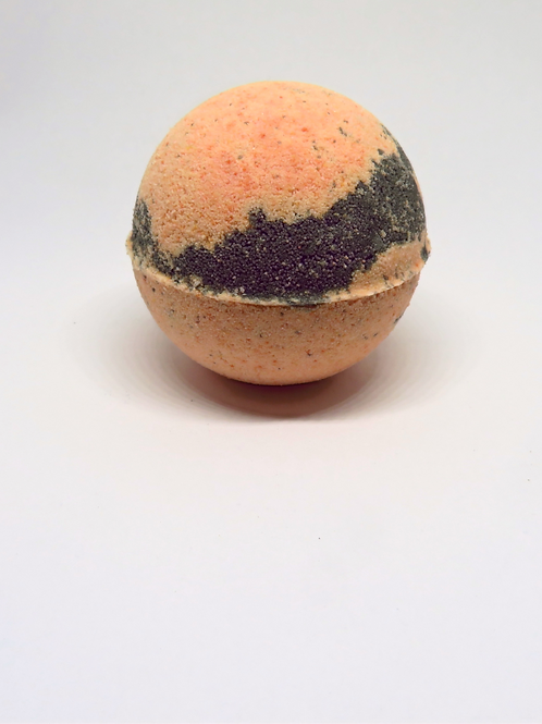 Organic Bath bomb- Patch me!