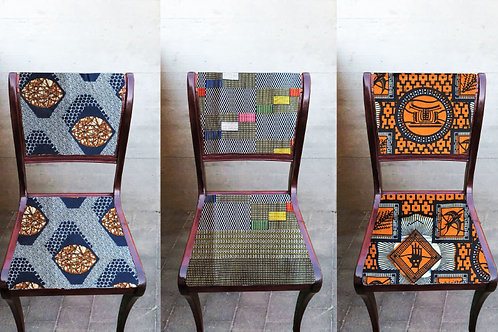 Mahogny love- Chairs