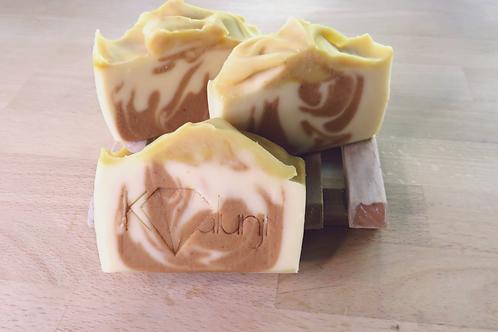 Mango/Lime organic soap