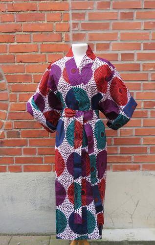 Kimono- Miriam half sleeve