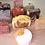 Thumbnail: Organic Sisal bag w. soap shavings