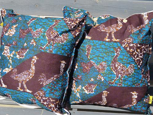 Pillow case-chicken