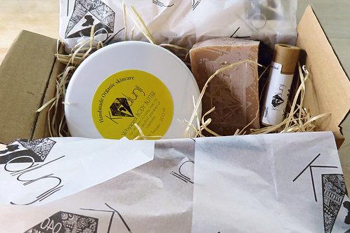 Organic Vanilla Gift box