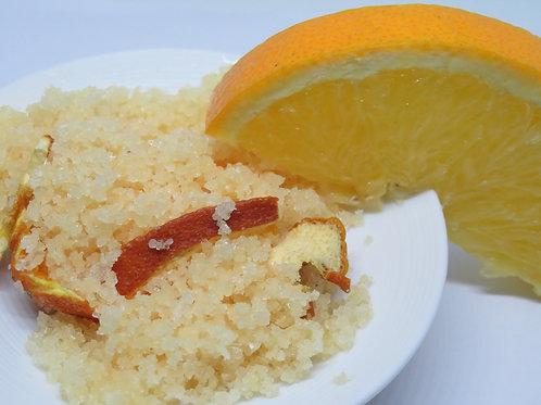 BATH SALT -Sweet orange/Grape Love