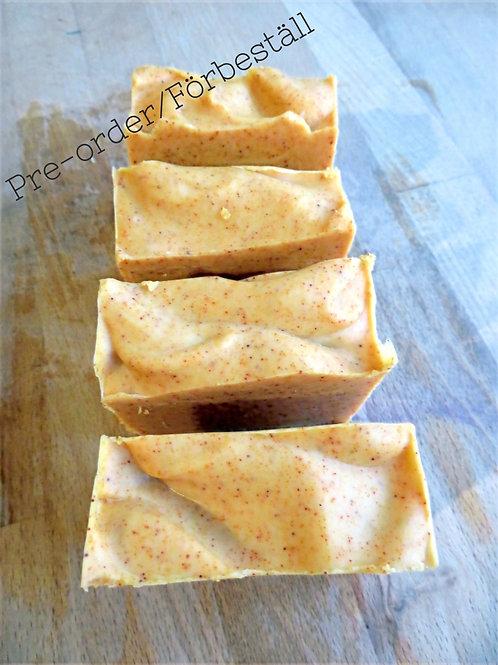 Lemon/Turmeric Organic soap