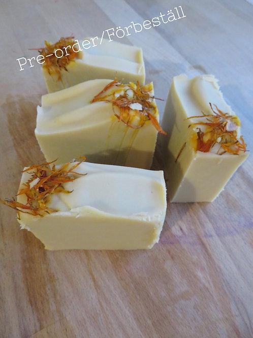 Vanilla wishes- organic handmade soap