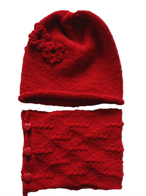 Ingrid knitwear- set