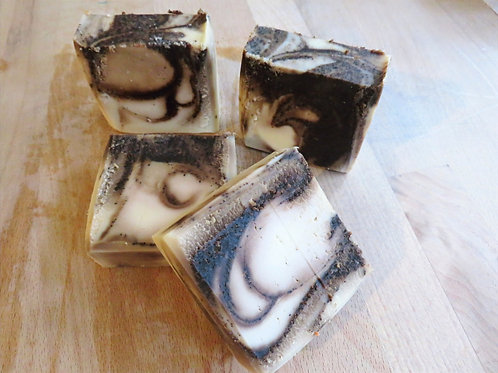 Exfoliating Coffee Love- Organic Soap