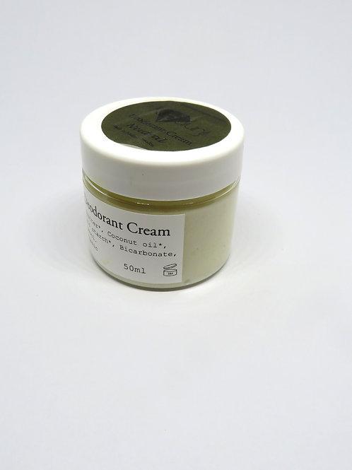 Deodorant Cream- Neutral/Doftfri