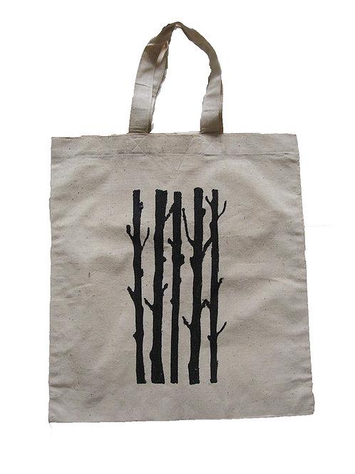 Birch- tote bag