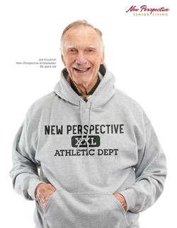 New Perspective Aging Successfully