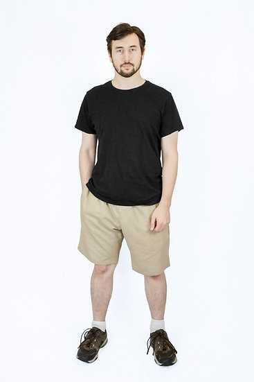 Men's Shorts Natural Khaki