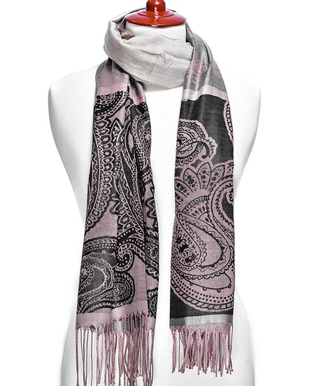 Taupe Scarf AD-222