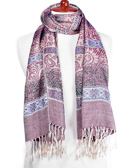 Taupe Scarf AD-262