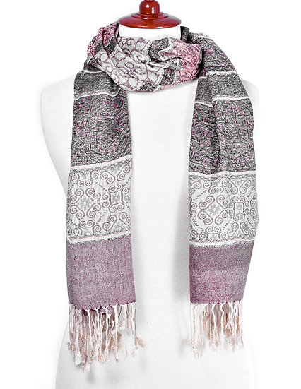 Taupe Scarf AD-271
