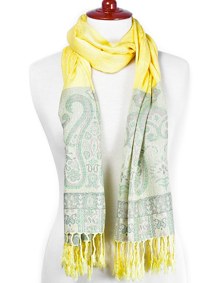 Yellow Scarf AD-292