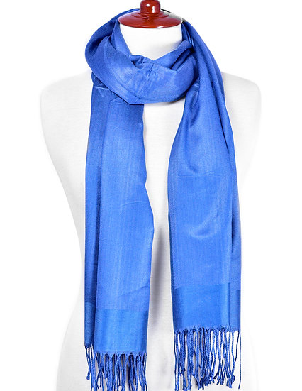 Blue  Scarf AD-285