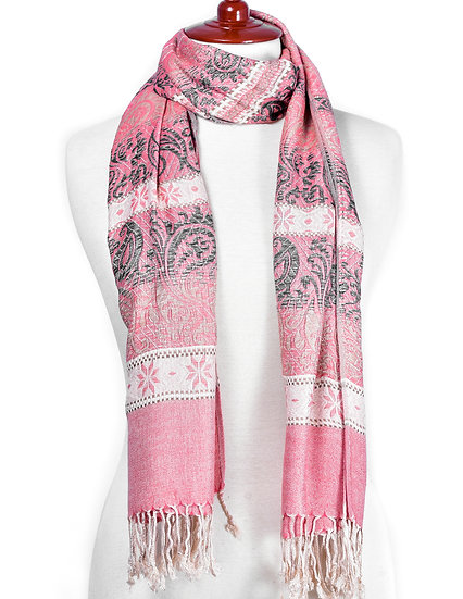 Coral Scarf AD-260