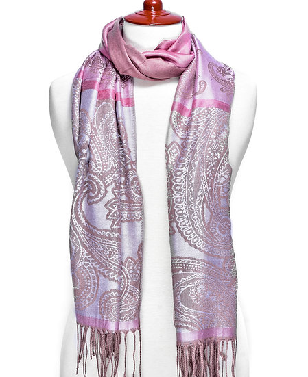 Pink Scarf AD-215