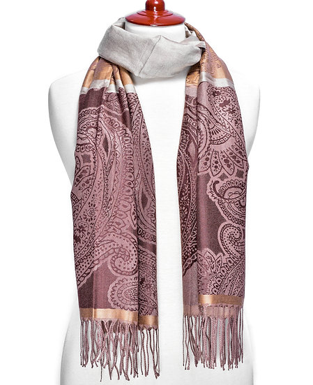 Rosewood Scarf AD-218