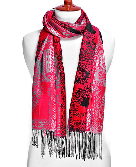Red Scarf AD-205