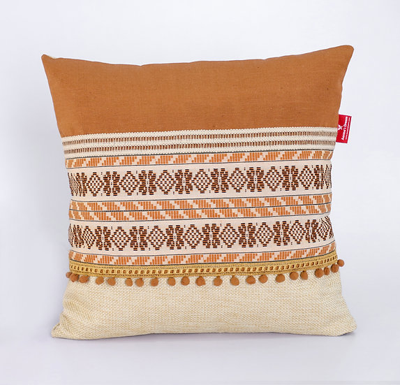 Copper Pillow Cover