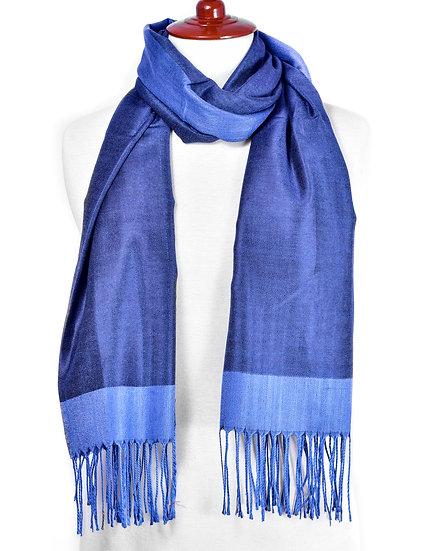 Blue-Skyblue Scarf AD-275