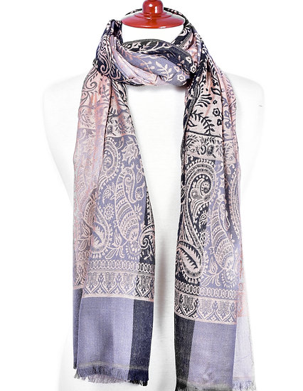 Taupe Scarf AD-236