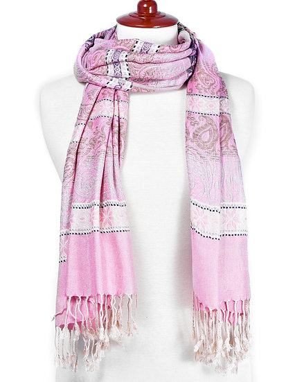 Pink Scarf AD-252