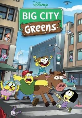 TV Show - Big City Greens