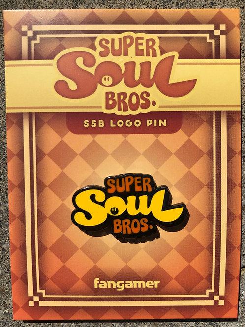 SSB Logo Pin