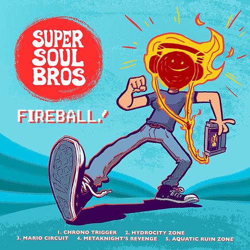 Fireball! CD