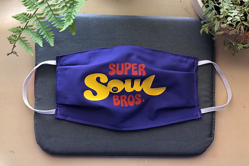 Super Soul Bros Face Covering