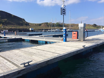 marina fuel system