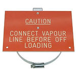 stage1b vapour recovery signage