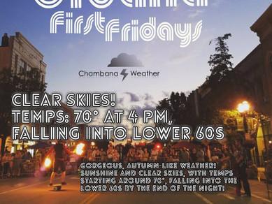 Urbana First Fridays Forecast!