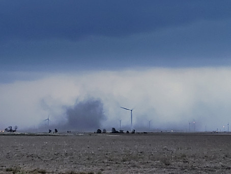 May 23rd 2019 | Lubbock, Texas Dusty Supercell