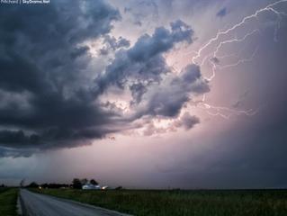June 8 2015   Evening Storms
