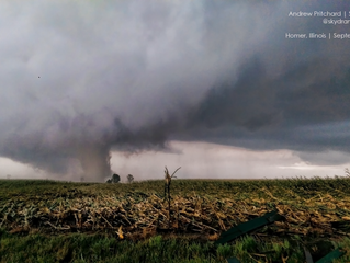 September 9th | Champaign County, IL Tornado