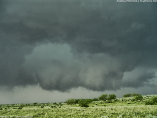 May 21-23 2007 | Supercells and Tornadoes from North Dakota to Texas