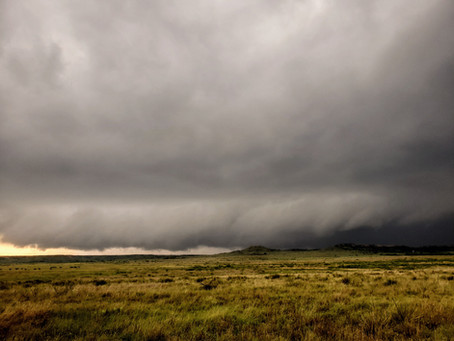 May 24th 2019 | Post, TX Supercell Timelapse