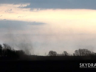 April 28th 2020 | Brief, Weak Tornado at Dawson, Illinois