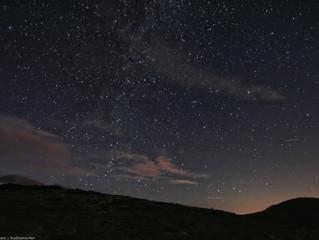 RMNP Trip, Sept 27th: Trail Ridge Road Night Sky