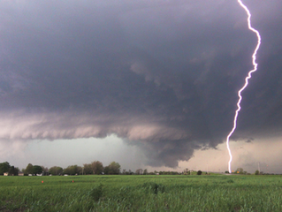 May 3rd, 2021 | Tornadic Supercell in Central Illinois