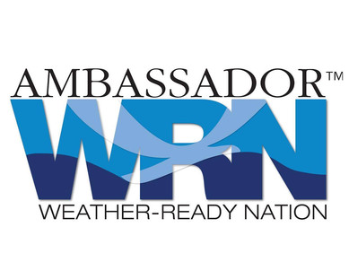 Chambana Weather recognized as a Weather-Ready Nation Ambassador!