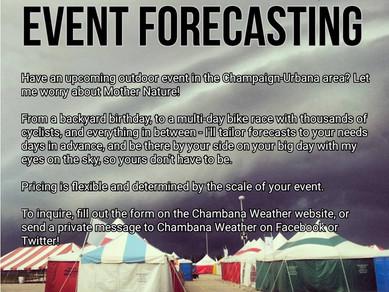 Event Forecasting
