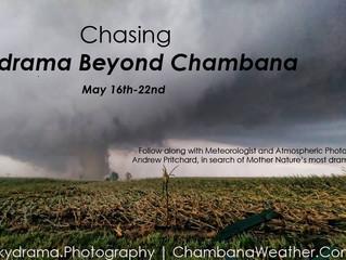 Chasing Skydrama Beyond Chambana