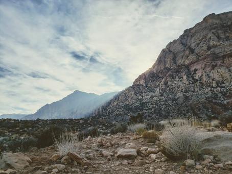 January 14-16th 2020 | Vegas Desert Business Casual Hike