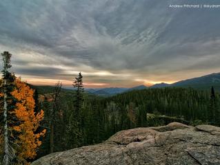 September 19-20   Rocky Mountain National Park